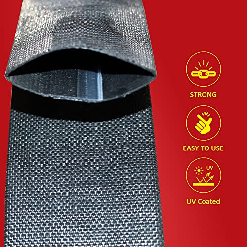V.K. Sarvottam HDPE Extra Heavy Duty Pipe (100 Meter)