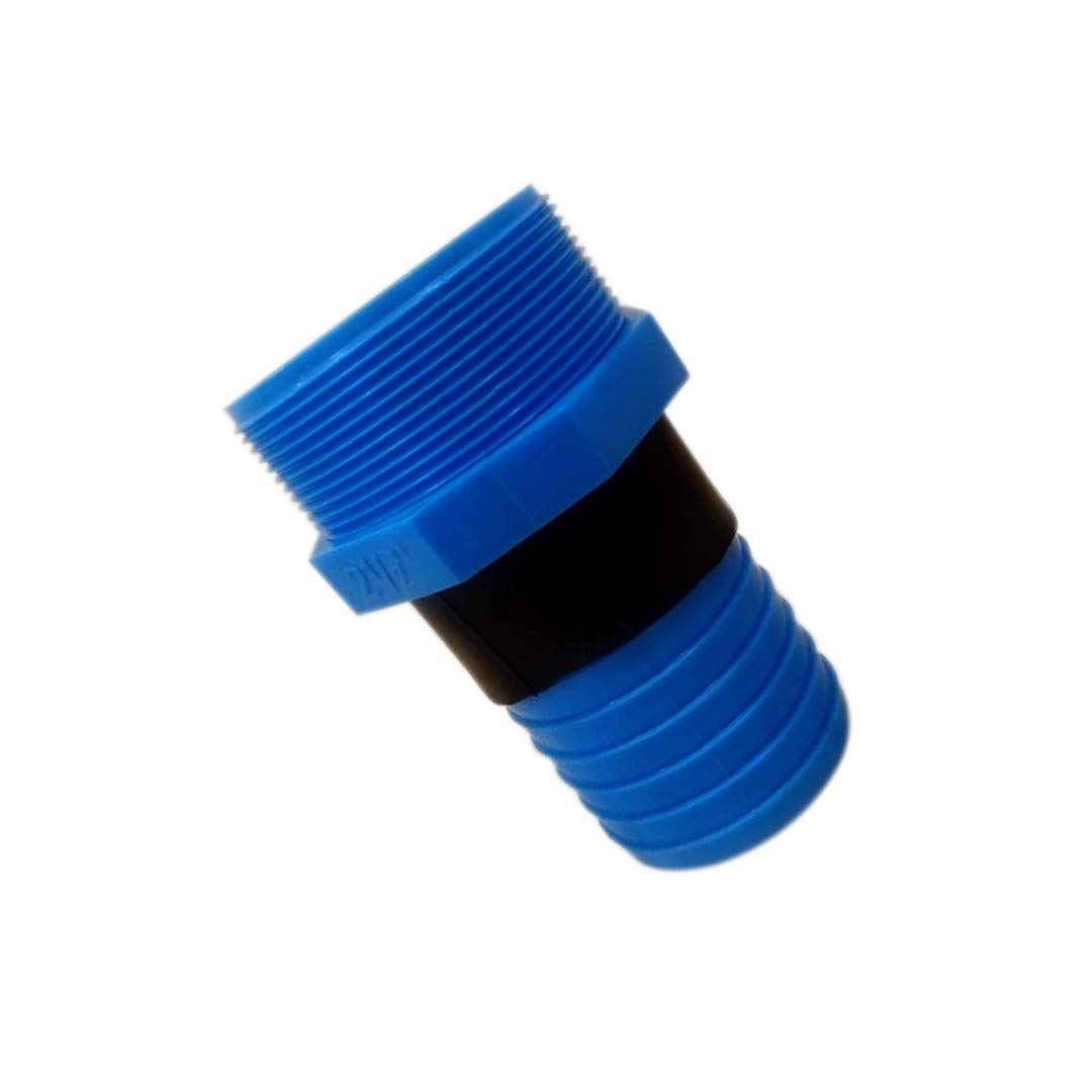 Leakproof Inlet for Rain Irrigation System - 63 MM