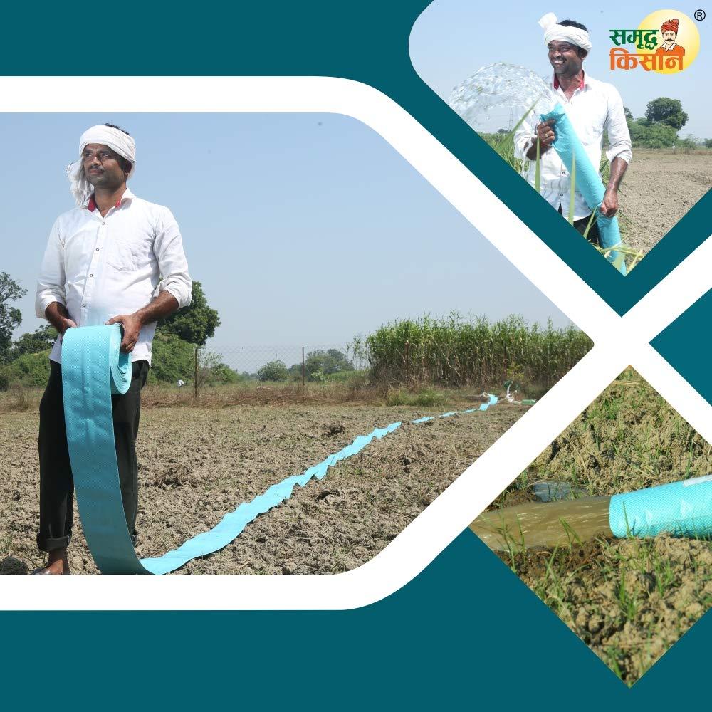 V.K. Samraddha Kisan HDPE Lapeta Pipe (45 meter)