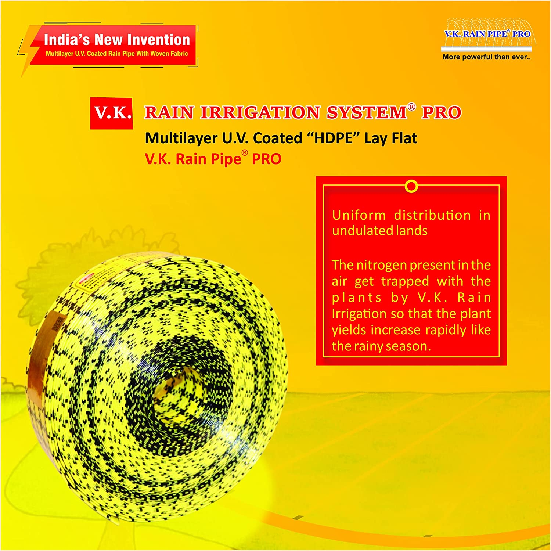 V.K. Rain Pipe PRO Check (30 Meter) - 1.5 Inch